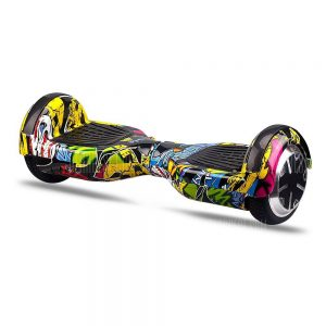 Patinete electrico Hoverboard Sabway AidWheels 019