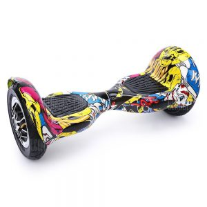 Patinete electrico Hoverboard Sabway AidWheels 020