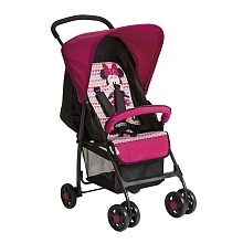 Hauck-Minnie Mouse-Silla de Paseo Sport Aid Wheels Paseo