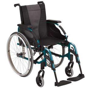 Silla de ruedas Action 3 NG Aid Wheels Paseo