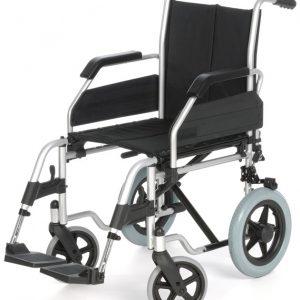 silla de ruedas con hoverboard