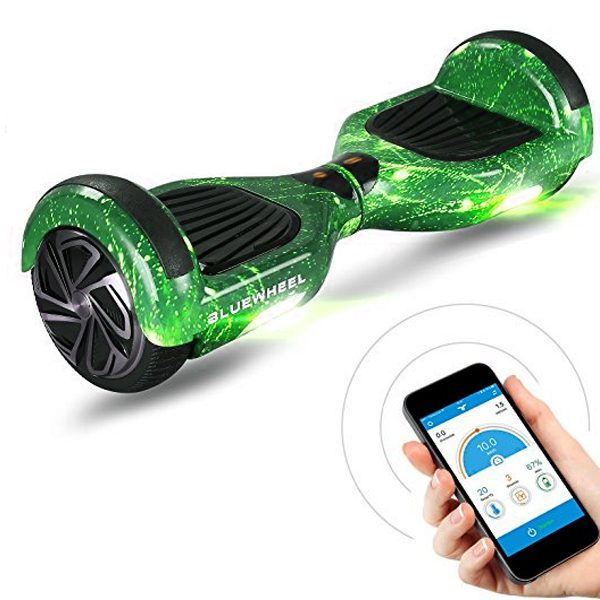 AidWheels attach hoverboard to wheelchair Mod 0008