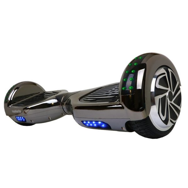 AidWheels hoverboard attachment wheelchair Mod 0001