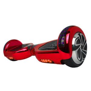 AidWheels hoverboard to wheelchair attachment Mod 0003