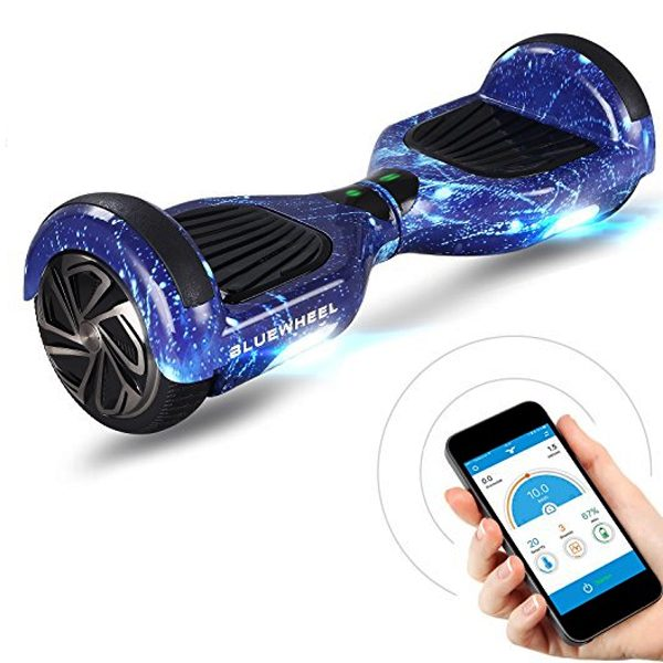 AidWheels wheelchair hoverboard attachment Mod 0007