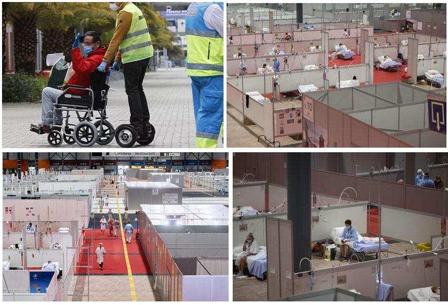 motores ayuda sillas ruedas motorizadas ifema