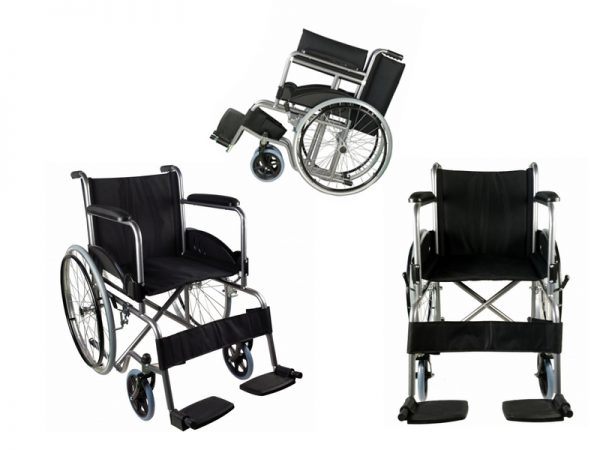 silla ruedas mobiclinic alcazaba motor asistente ayuda paseo