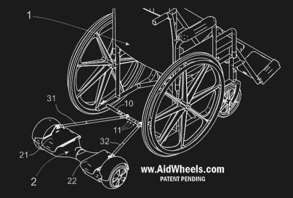 patente aidwheels