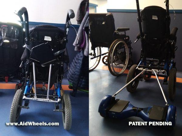 colegios especiales sillas de ruedas hoverboard