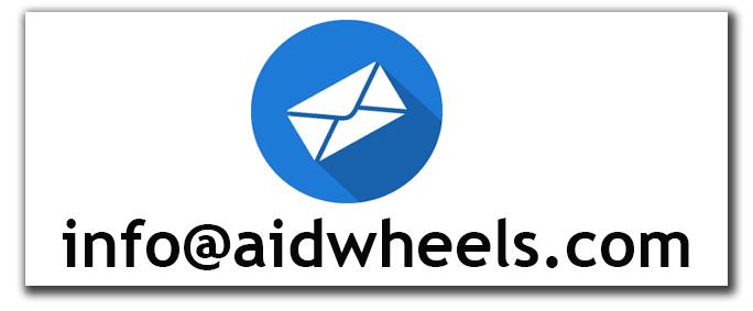 enviar email aidwheels
