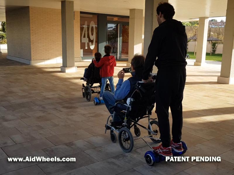 e mobility invention inclusion wheelchairs