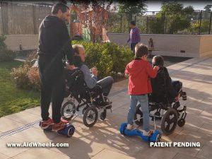 wheelchair invention