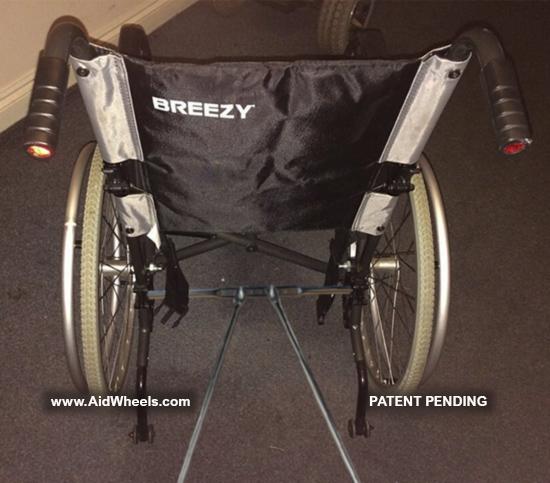 hoverboard silla ruedas breezy