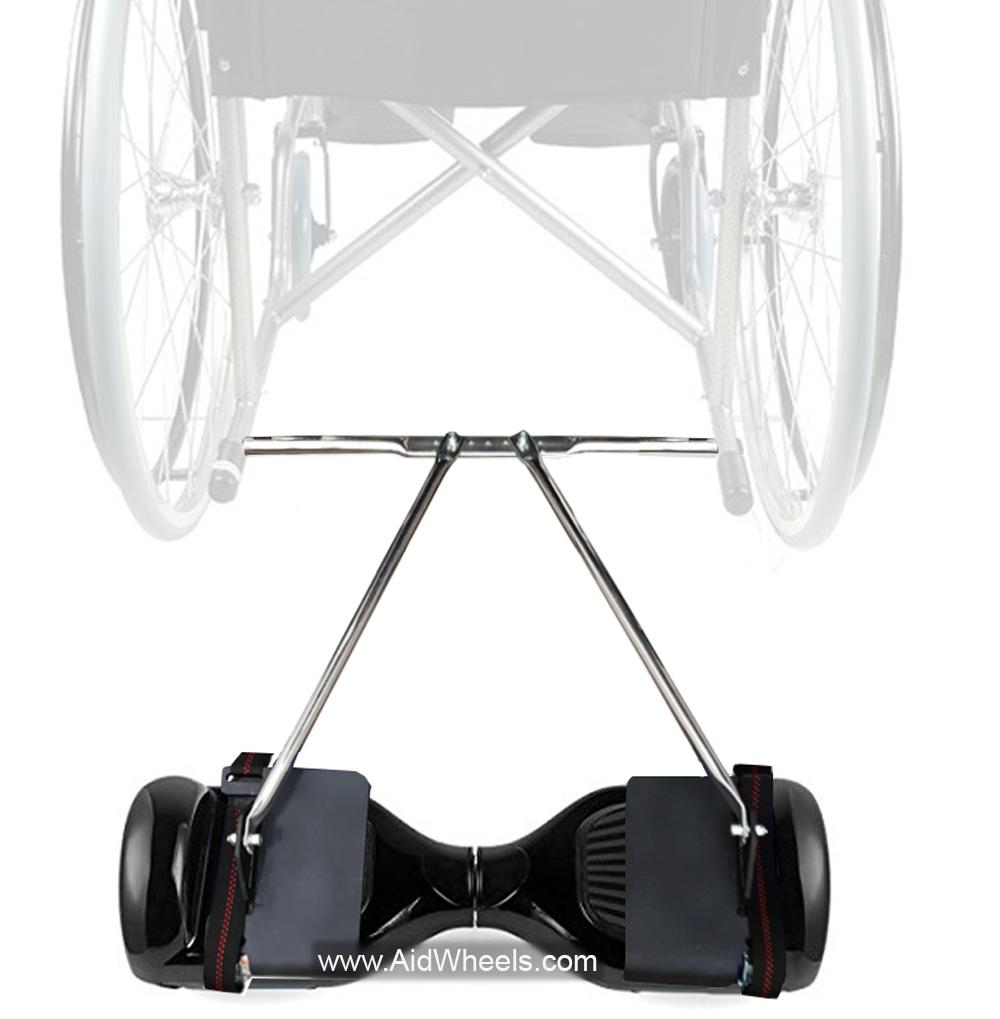 sistema aidwheels silla ruedas