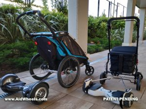 adapted personal electric mobility devices