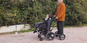 motor silla de ruedas manuales
