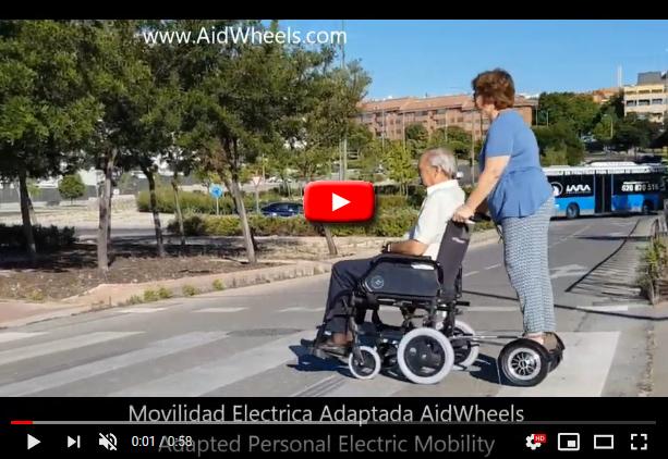 ayuda tecnica silla ruedas