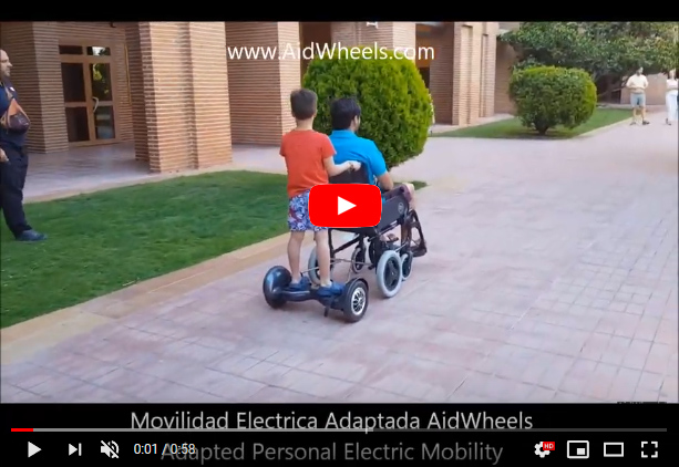 motor asistente discapacitados