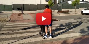 hover trolley cart