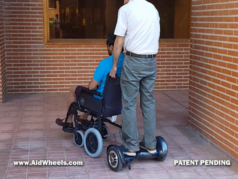hoverboard wheelchair 2022