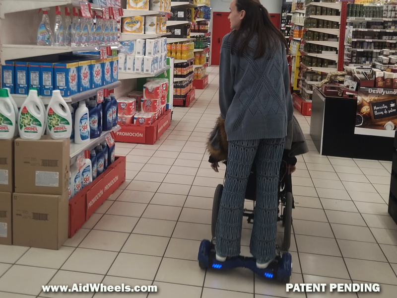 inventions wheelchair
