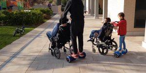 inventos movilidad electrica sillas de ruedas
