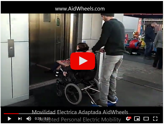 ayudas electricas discapacitados