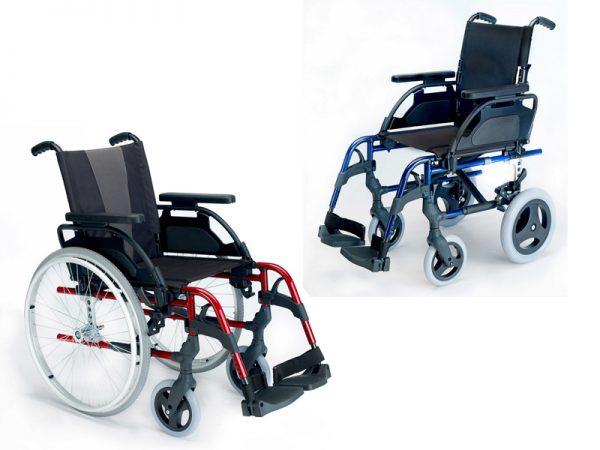 sillas ruedas manuales breezy premium sunrise medical para hoverboard