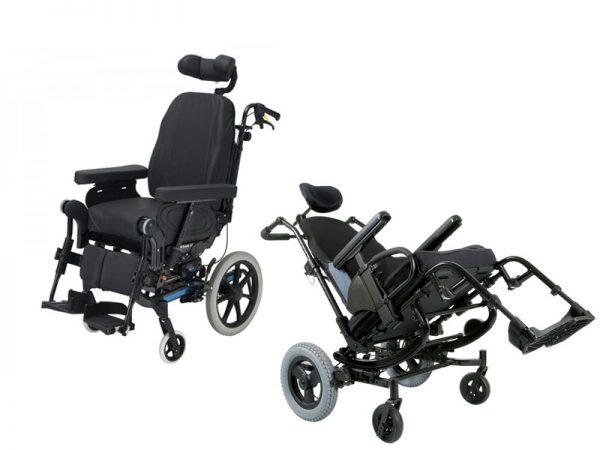 sillas ruedas manuales quickie sr45 sunrise medical para hoverboard