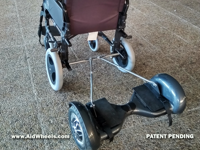wheelchair power pack electric
