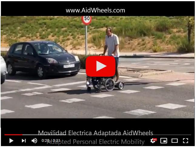sillas ruedas hoverboard