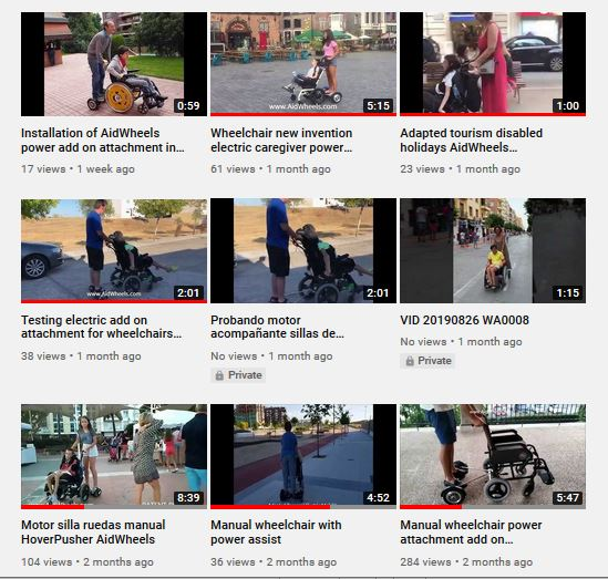 videos mooevo aidwheels
