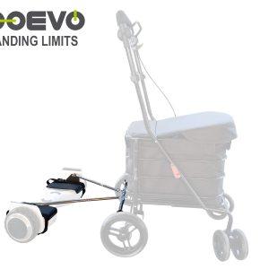 Adaptador Mooevo para Hoverboard a Carrito de la Compra