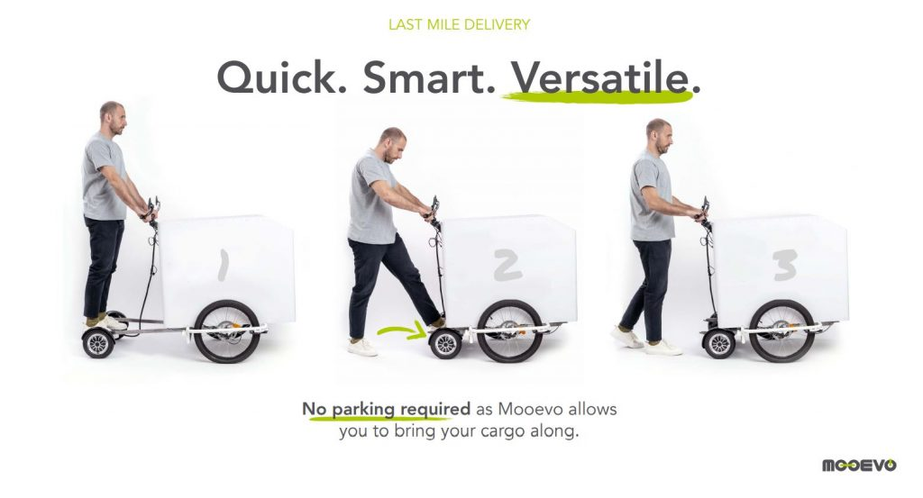 mooevo urban delivery
