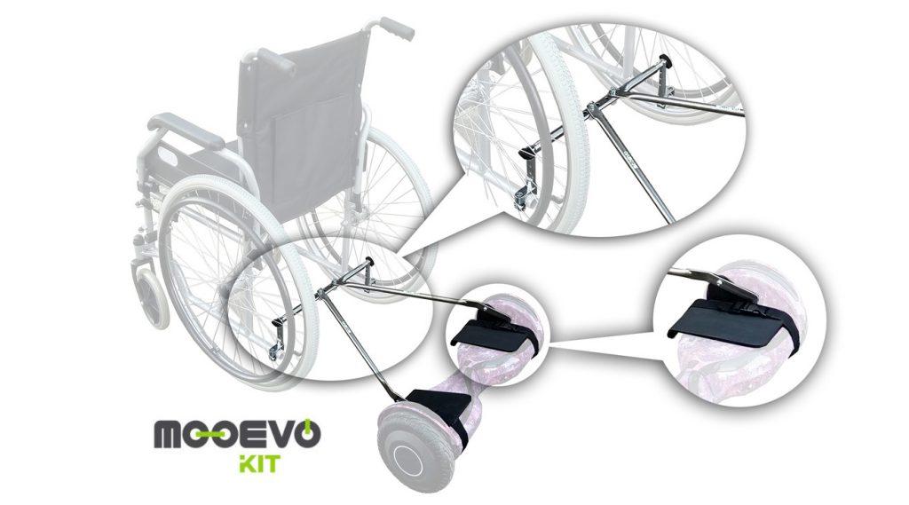mooevo hoverboard attachment